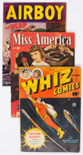 Golden Age (1938-1955):Miscellaneous, Comic Books - Assorted Golden and Silver Age Comics Box Lot (Various Publishers, 1950s-60s) Condition: GD/VG....