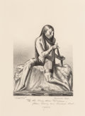 Prints, Rockwell Kent (American, 1882-1971). Sophia, 1938. Lithograph. 4-1/2 x 3-3/4 inches (11.4 x 9.5 cm) (image). Signed, tit...