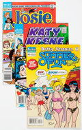 Modern Age (1980-Present):Humor, Archie Comics Box Lot (Archie, 1980s-90s) Condition: AverageVG/FN....