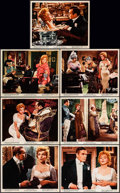 """Movie Posters:Romance, The Prince and the Showgirl (Warner Brothers, 1957). Color Photos (7) & Photos (3) (8"""" X 10""""). Romance.. ... (Total: 10 Items)"""