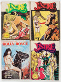 Memorabilia:Comic-Related, Italian Fumetti Box Lot (Various Publishers, 1970s-80s) Condition: Average GD/VG.... (Total: 2 Box Lots)