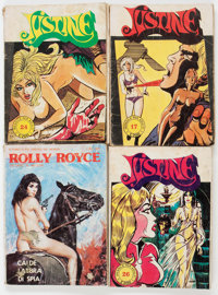 Italian Fumetti Box Lot (Various Publishers, 1970s-80s) Condition: Average GD/VG.... (Total: 2 Box Lots)