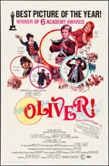 "Movie Posters:Academy Award Winners, Oliver! (Columbia, 1969). One Sheet (27"" X 41"") Academy AwardsStyle. Musical.. ..."