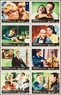 """A Shot in the Dark (United Artists, 1964). Lobby Card Set of 8 (11"""" X 14""""). Comedy. ... (Total: 8 Items)"""