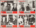 """Movie Posters:Foreign, Les Diaboliques & Other Lot (UMPO, 1955). Lobby Card Set of 4 & Lobby Cards (8) (11"""" X 14""""). Foreign.. ... (Total: 12 Items)"""