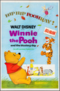 """Movie Posters:Animation, Winnie the Pooh and the Blustery Day & Other Lot (Buena Vista,1969). One Sheets (2) (27"""" X 41""""). Animation.. ... (Total: 2 Items)"""