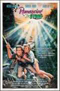 "Movie Posters:Adventure, Romancing the Stone & Other Lot (20th Century Fox, 1984). One Sheets (2) (27"" X 41""). Adventure.. ... (Total: 2 Items)"