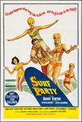"""Movie Posters:Rock and Roll, Surf Party (20th Century Fox, 1964). Australian One Sheet (26.75"""" X40""""). Rock and Roll.. ..."""