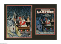 Original Comic Art:Covers, National Lampoon Artist - National Lampoon Pete Rose Cover OriginalArt (National Lampoon, 1988). The fat lady sings for Cha...
