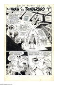 Original Comic Art:Splash Pages, George Papp - The Brave and the Bold #71, Splash Page 10 OriginalArt (DC, 1967). You are hereby invited to Gotham Stadium a...
