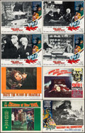 """Movie Posters:Science Fiction, The Colossus of New York & Others Lot (Paramount, 1958). LobbyCards (8) (11"""" X 14""""), Photos (3) & Reproduction Photos (2)(... (Total: 13 Items)"""