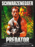 "Movie Posters:Science Fiction, Predator (20th Century Fox, 1987). French Grande (46"" X 61.75""). Science Fiction.. ..."