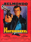 "Movie Posters:Foreign, The Professional (Gaumont, 1981). French Grande (45.5"" X 62""). Foreign.. ..."