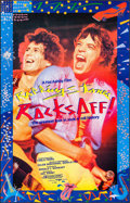"Movie Posters:Rock and Roll, Let's Spend the Night Together (Tobis, 1982). German A0 (30"" X 46.5""). Rock and Roll. Alternate Title: Rocks Off!. ..."