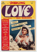 Golden Age (1938-1955):Romance, Darling Love #1 (MLJ, 1948) Condition: FN+....