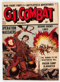 Golden Age (1938-1955):War, G.I. Combat #2 (Quality, 1952) Condition: FN/VF....