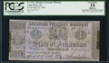 Obsoletes By State:Arkansas, (Little Rock), AR- State of Arkansas $1 Apr. 25, 1863 Cr. 32A. ...