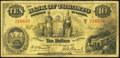 Canadian Currency: , Toronto, ON- Bank of Toronto $10 Jan. 2, 1937 Ch. # 715-24-10. ...