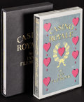 Movie Posters:James Bond, Casino Royale (Jonathan Cape/First Edition Library, 1981 & FCM,2006). Unopened British Facsimile Hardcover Book & British F...(Total: 2 Items)