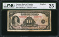 Canadian Currency: , BC-7 $10 1935. ...