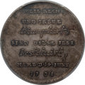 German States:Hamburg, German States: Hamburg. Free City silver Medal 1708 MS64 PCGS,...