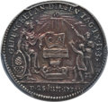 German States:Augsburg, German States: Augsburg. Free City silver Striking of gold Ducat1730 SP63 PCGS,...