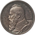 German States:Bavaria, German States: Bavaria. Luitpold silver Medal 1911 SP66+ PCGS,...