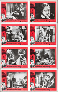 """The Nanny (20th Century Fox, 1965). Lobby Card Set of 8 (11"""" X 14""""). Thriller. ... (Total: 8 Items)"""