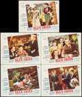 "Movie Posters:Musical, Blue Skies (Paramount, 1946). Lobby Cards (5) (11"" X 14"").Musical.. ... (Total: 5 Items)"