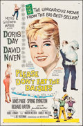 "Movie Posters:Comedy, Please Don't Eat the Daisies & Others Lot (MGM, 1960). One Sheets (6) (27"" X 41""). Comedy.. ... (Total: 6 Items)"