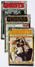 Bronze Age (1970-1979):Horror, Ghosts #1-112 Complete Series Box Lot (DC, 1971-82) Condition:Average FN/VF....