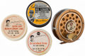 Miscellaneous Collectibles:General, Ted Williams Sporting Equipment - Football and Fishing Lines &Reel....