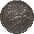 German New Guinea, German New Guinea: German Colony. Wilhelm II 5 Mark 1894-A AUDetails (Surface Hairlines) NGC,...
