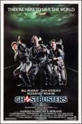 "Movie Posters:Comedy, Ghostbusters (Columbia, 1984). One Sheet (27"" X 41""). Comedy.. ..."