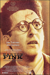 "Barton Fink & Other Lot (20th Century Fox, 1991). One Sheets (2) (26.75"" X 39.75"" & 27"" X..."