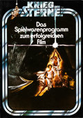 """Movie Posters:Science Fiction, Star Wars (General Mills, 1977). German Toy Catalogue (8 Pages, 8""""X 11.75"""") & German Promotional Card (9.75"""" X 13"""").. ... (Total:2 Items)"""