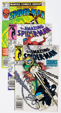 Modern Age (1980-Present):Superhero, The Amazing Spider-Man Group of 79 (Marvel, 1967-91) Condition:Average FN/VF.... (Total: 79 Comic Books)