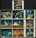 "Movie Posters:Science Fiction, The Mysterians (RKO, 1959). Color Still Set of 10 (8"" X 10"").Science Fiction. ... (Total: 10 Items)"