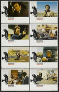 "Movie Posters:Action, Magnum Force (Warner Brothers, 1973). Lobby Card Set of 8 (11"" X 14""). Action. ... (Total: 8 Items)"