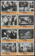 """Movie Posters:Drama, Limelight (United Artists, R-1960s). Lobby Card Set of 8 (11"""" X 14""""). Drama. ... (Total: 8 Items)"""
