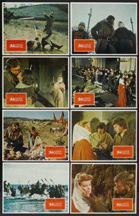 "The Lion in Winter (Columbia, 1968). Lobby Card Set of 8 (11"" X 14""). Historical Drama. ... (Total: 8 Items)"