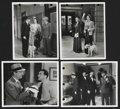 """Movie Posters:Mystery, Shadow of the Thin Man (MGM, 1941). Keybook Stills (4) (8"""" X 10"""").Mystery. ... (Total: 4 Items)"""
