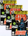 Modern Age (1980-Present):Science Fiction, Star Wars #39 Group of 7 (Marvel, 1980) Condition: AverageVF/NM.... (Total: 7 Comic Books)
