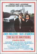 "Movie Posters:Comedy, The Blues Brothers (UIP, 1980). Italian 2 - Fogli (39.25"" X 55"").Comedy.. ..."
