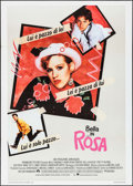 "Movie Posters:Comedy, Pretty in Pink (Paramount, 1986). Italian 2 - Fogli (39"" X 55.25""). Comedy.. ..."