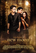 "Movie Posters:Fantasy, Twilight: New Moon (Summit Entertainment, 2009). One Sheet (27"" X40"") DS Advance. Fantasy.. ..."