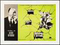 "Movie Posters:Hitchcock, Psycho (Paramount, 1960). Italian Photobusta (18.5"" X 26.5"").Hitchcock.. ..."