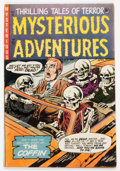 Golden Age (1938-1955):Horror, Mysterious Adventures #19 (Story Comics, 1954) Condition: FN....