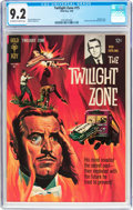 Silver Age (1956-1969):Horror, Twilight Zone #15 (Gold Key, 1966) CGC NM- 9.2 Off-white to whitepages....