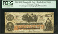 Confederate Notes:1862 Issues, CT41 Counterfeit $100 1862.. ...